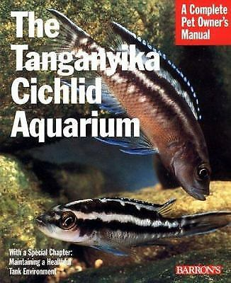 Lake Tanganyika Cichlid Aquarium by Georg Zurlo