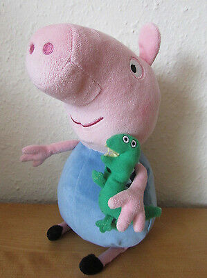 a2a5dd018e9 TY PEPPA PIG Holding Bear Beanie Plush Soft Toy New With Tags - EUR ...
