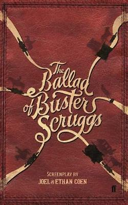 The Ballad of Buster Scruggs by Joel Coen & Ethan Coen New Paperback Book