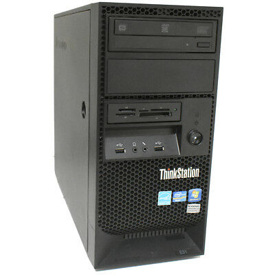 Lenovo ThinkStation E31 PC Tower none CPU none RAM none HDD with key Win7 Pro