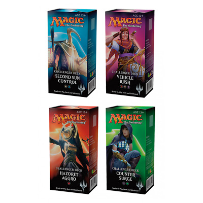 Magic the Gathering Challenger Decks - Select your Deck - MTG New & Sealed