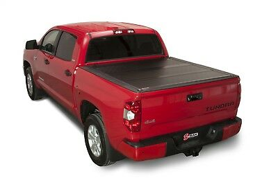 BAK Industries 1126410T BAKFlip FiberMax Hard Folding Truck Bed Cover