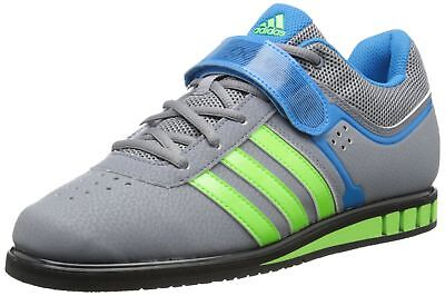 c95b448bad66 ADIDAS POWERLIFT 2 Trainer - Men's Power Lifting Shoes - Grey Green ...
