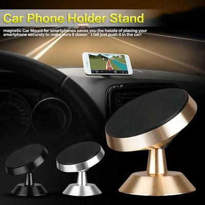 Universal 360° Magnetic Dashboard Car Mount Stand Holder For Cell Phone GPS