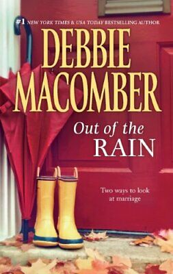 Out of the Rain: An Anthology by Macomber, Debbie Book The Cheap Fast Free Post