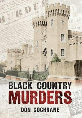 Black Country Murders by Cochrane, Don Paperback Book The Cheap Fast Free Post