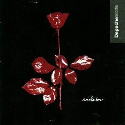 Depeche Mode - Violator - Depeche Mode CD K1VG The Cheap Fast Free Post The