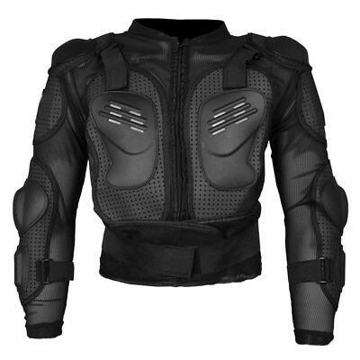 Motorbike Body Armour Jacket Waterproof Windproof Genuine Protection for Forearm