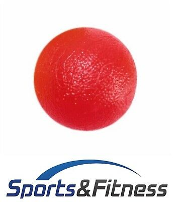 1 Ball MEDIUM RESISTANCE Grip Strength Rehab Hand Therapy Balls Physio OT Grade