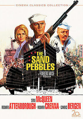 The Sand Pebbles (DVD, 2009, 2-Disc Set, Special Edition),NEW & SEALED, CLASSIC!