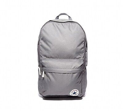 GREY CONVERSE ALL Star Backpack Rucksack School-bag - £24.99 ... 2cf54ba308bb1