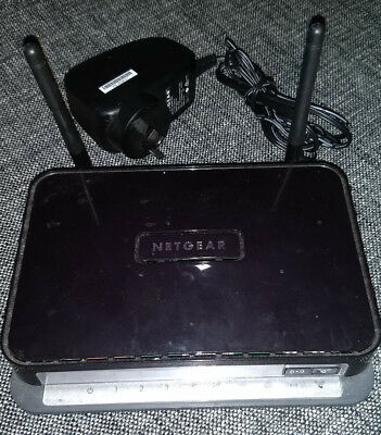 Netgear DGN2200v3 Wireless Router ADSL2+ Modem N300 4-Port Switch USB Port
