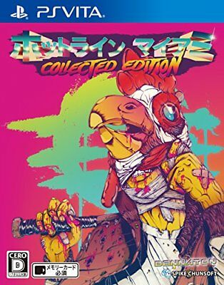 USED PS Vita ​​Hotline Miami Collected Edition Japan