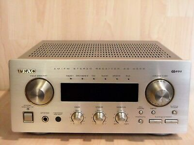 Teac AG-H500 AM/FM Stereo Receiver - Reference Series * Champagne * Near Mint