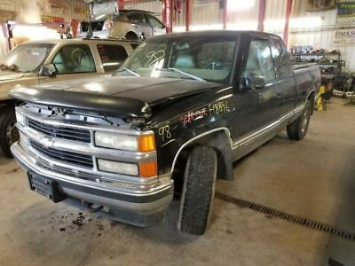 Speedometer Cluster MPH Fits 1998 CHEVROLET 1500 473432