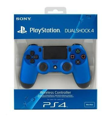 SONY Controller Gaming Playstation Dualshock 4 V2 Wireless - Blue Currys Game