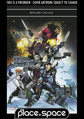 (Wk52) X-Force, Vol. 5 #1A - Preorder 26Th Dec