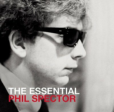 PHIL SPECTOR: THE ESSENTIAL 2x CD THE VERY BEST OF / GREATEST HITS NEW