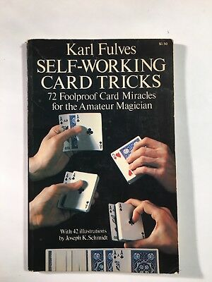Self-Working Card Tricks (Dover Magic Books) by Karl Fulves