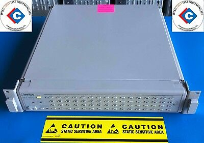 Anritsu Mn7451A Rf Switch Driver Unit (Used)