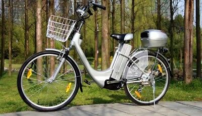 Electric Self Powered Bike. Use for one week this summer