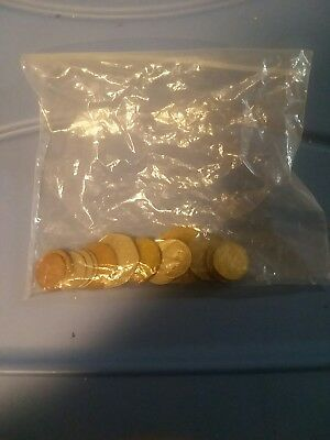 Bag Of Old Coins