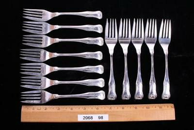 """1~RARE S Kirk & Son Sterling KING 925/1000~Salad Fork 6 5/8""""L EXC! CYBER MONDAY!"""