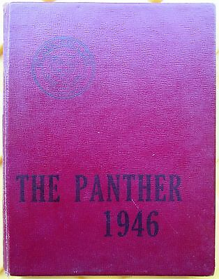 1946 The Panther Yearbook - Clark College- Atlanta, Georgia