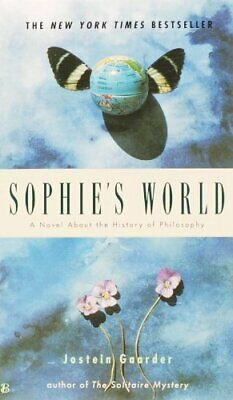Sophie's World by Jostien Gaarder Paperback Book The Cheap Fast Free Post