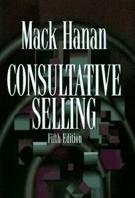 Consultative Selling by etc. Hardback Book The Cheap Fast Free Post