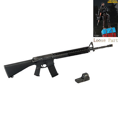 "FLAGSET FS-73012 1/6th Doomsday Survivors M16A4 Rifle For 12"" Action Figure Toys"