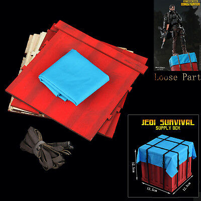 """FLAGSET FS-73012 1/6th Doomsday Survivors Air-drop Kits For 12"""" Action Figure"""