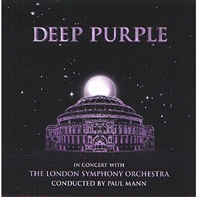 Deep Purple - In Concert With The London Symphony Orche... - Deep Purple CD 1XVG