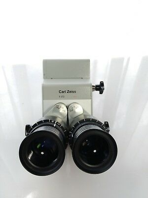 Zeiss ergo  binocular T* f170  for opmi with  eyepieces for surgical microscope