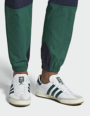 Adidas Originals Trefoil Shoes Sneakers Trainers Sports JEANS White 2018