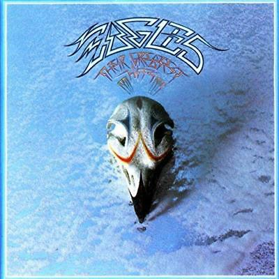 Their Greatest Hits Volumes 1 & 2 Eagles Audio CD
