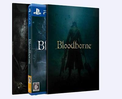 Used PS4 Used PS4 Bloodborne Limited Edition PlayStation4 JAPAN OFFICIAL IMPORT