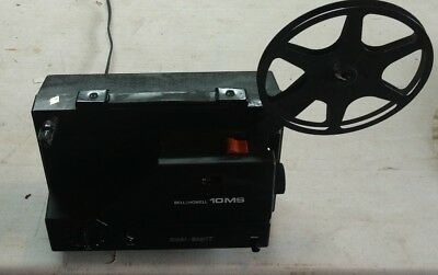 Bell & Howell projector 10MS Dual 8
