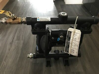 Graco Husky 1050  Air Diaphragm Pump