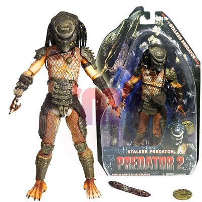 "NECA Stalker Predator 7"" Action Figure Predators Movie Series 5 Collection New"