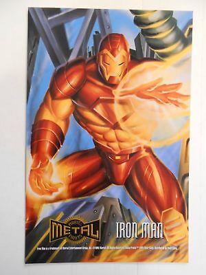 Marvel Metal Prints - Iron Man -  1995  Stock Image Unbespielt