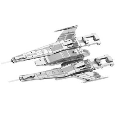 Fascinations Metal Earth Model Kit - Mass Effect Alliance Fighter SX3 (MMS310)