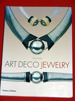 Art deco Jewelry S.Raulet 2002 Schmuckdesign Goldschmied