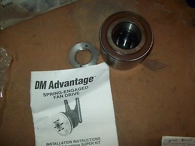 Horton 995566 Spring Engaged Fan Drive Dm Advantage Bearing Kit