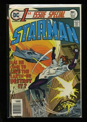 First Issue Special #12 F/VF 1976 DC Starman Comic Book