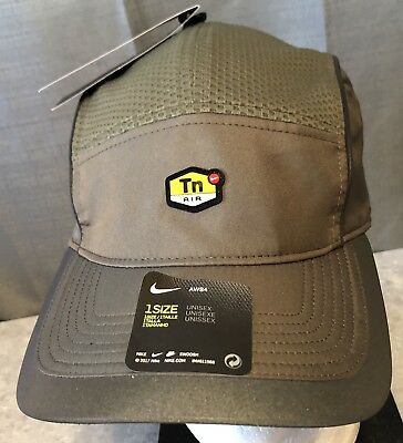 Nike Sportswear TN Air AeroBill AW84 Adjustable Hat 913012 222 Adjustable  Rare dbecfd5a79f