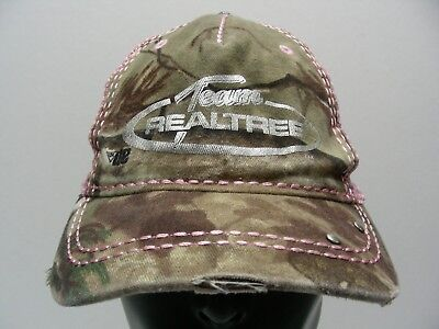 b2ff9c10 Team Realtree - Women's One Size Fits Most Adjustable Ball Cap ...