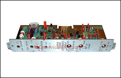 HP-Agilent 08443-60077 A13 1st Converter Assy 8443A Tracking Generator Counter