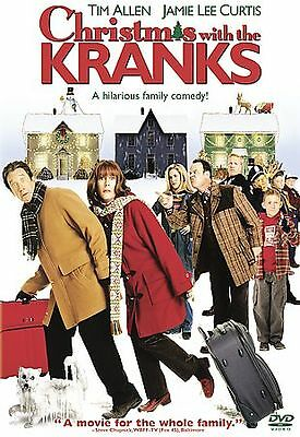 Christmas with the Kranks (DVD, 2005) USED