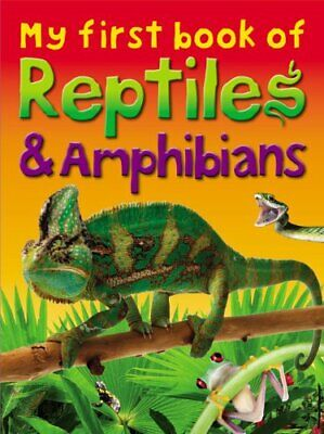 My First Book of Reptiles & Amphibians by Phillips, Dee Book The Cheap Fast Free